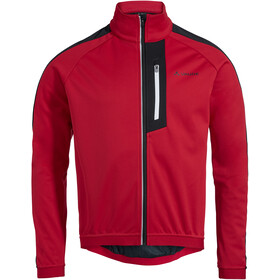 VAUDE Posta V Softshelljakke Herrer, indian red